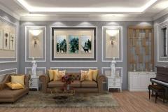 dekoratif duvar çıtası bursa