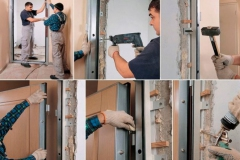 bursa kapı montajı