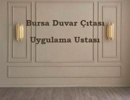 Bursa Duvar Çıtası   0536 976 4732   Duvar Çıtası Ustası ve Firmaları