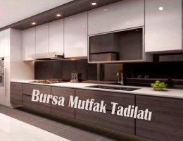 Mutfak Banyo Tadilat Bursa