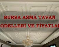 Bursa Asma Tavan Ustası
