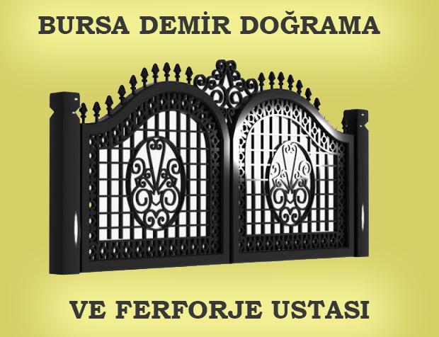Bursa Demir Doğrama ve Ferforje Ustası